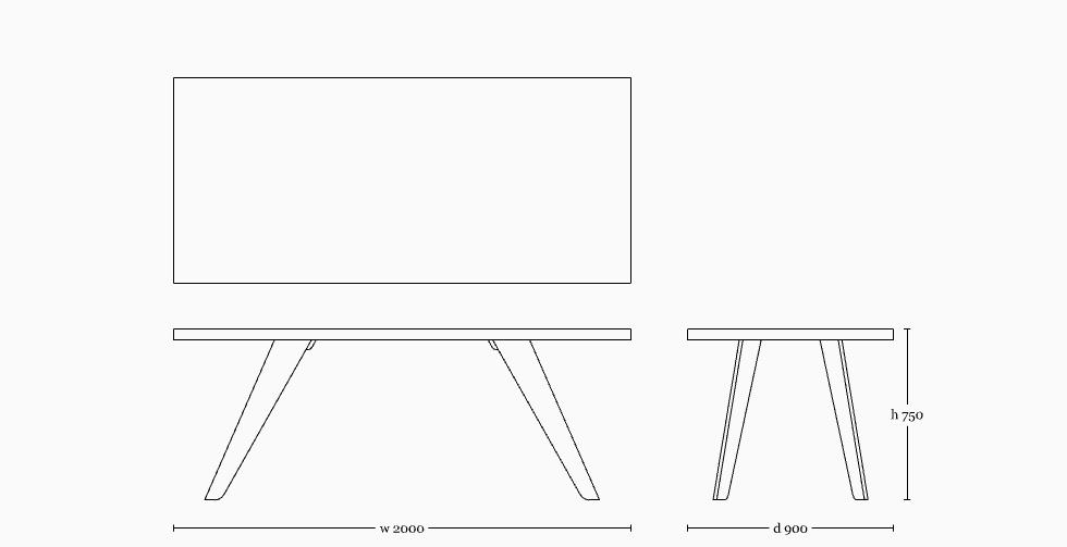 Kena table 2000