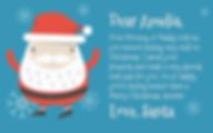 Amelia's Christmas Letter