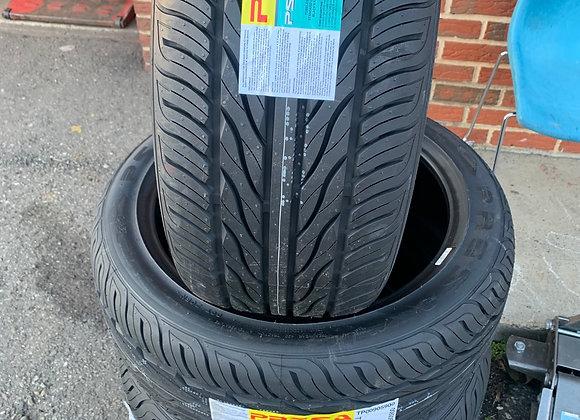 4 new tires Presa 235/45R18