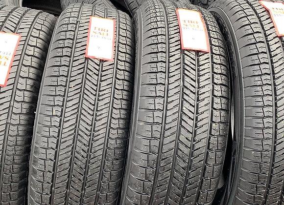 4  new tires Yokohama  225/65/17