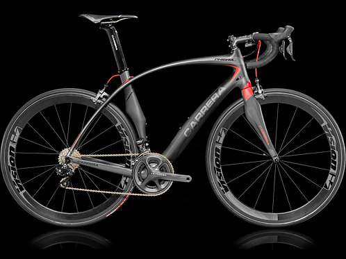 Bicicleta Carrera Phibra Evo