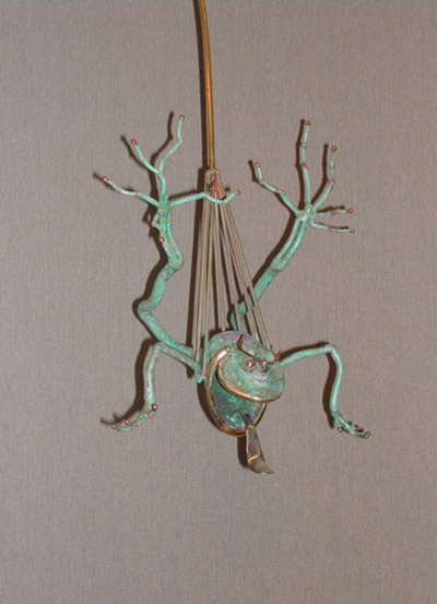 """Bungee Frog"""