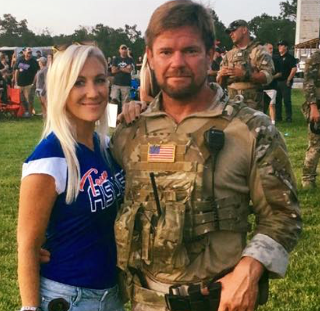 Jen and Tom Satterly Command Sergeant Major Delta Force US Special Forces - All Secure