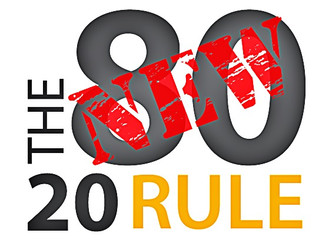 The NEW 80/20 Rule
