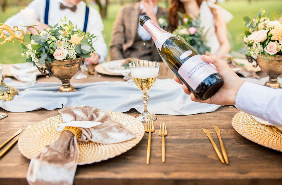 где провести свадьбу