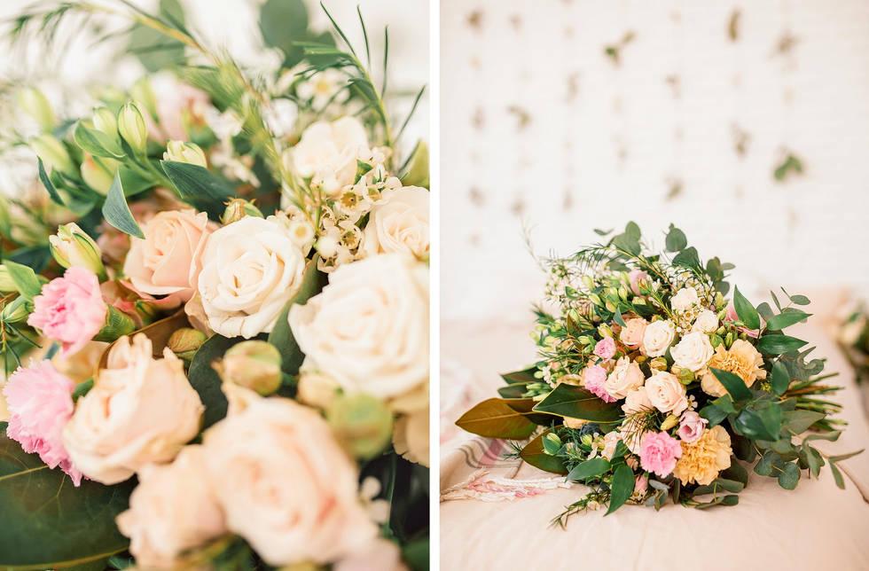 Флористика для свадьбы