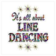 Living Room Line Dancing