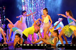 Musical Theatre Dance for kids