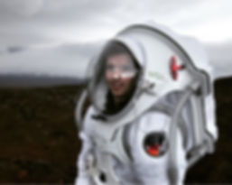 A HI-SEAS spacesuit