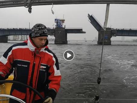 Da er FRIGG levert på Henån - Sverige