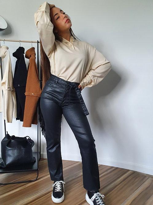Pantalon Enduit Alex