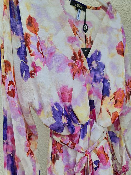 Robe longue Serena