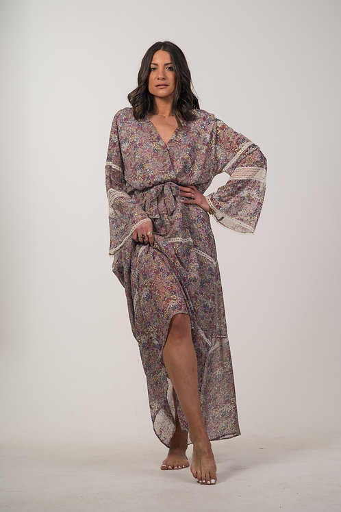 Robe longue Selena