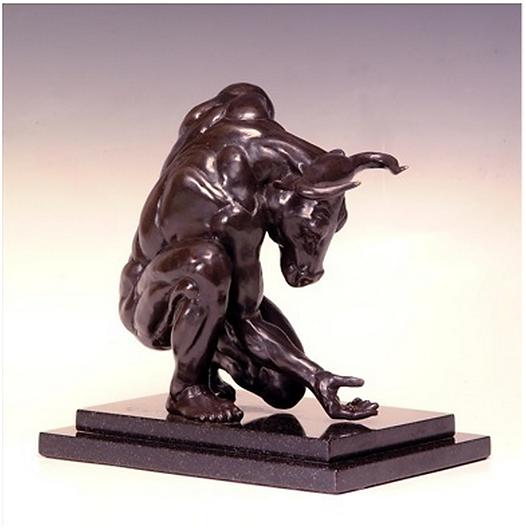 Award winning sculpture by Deran Wright