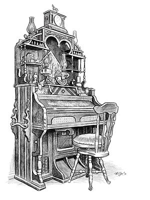 Beckwith Organ