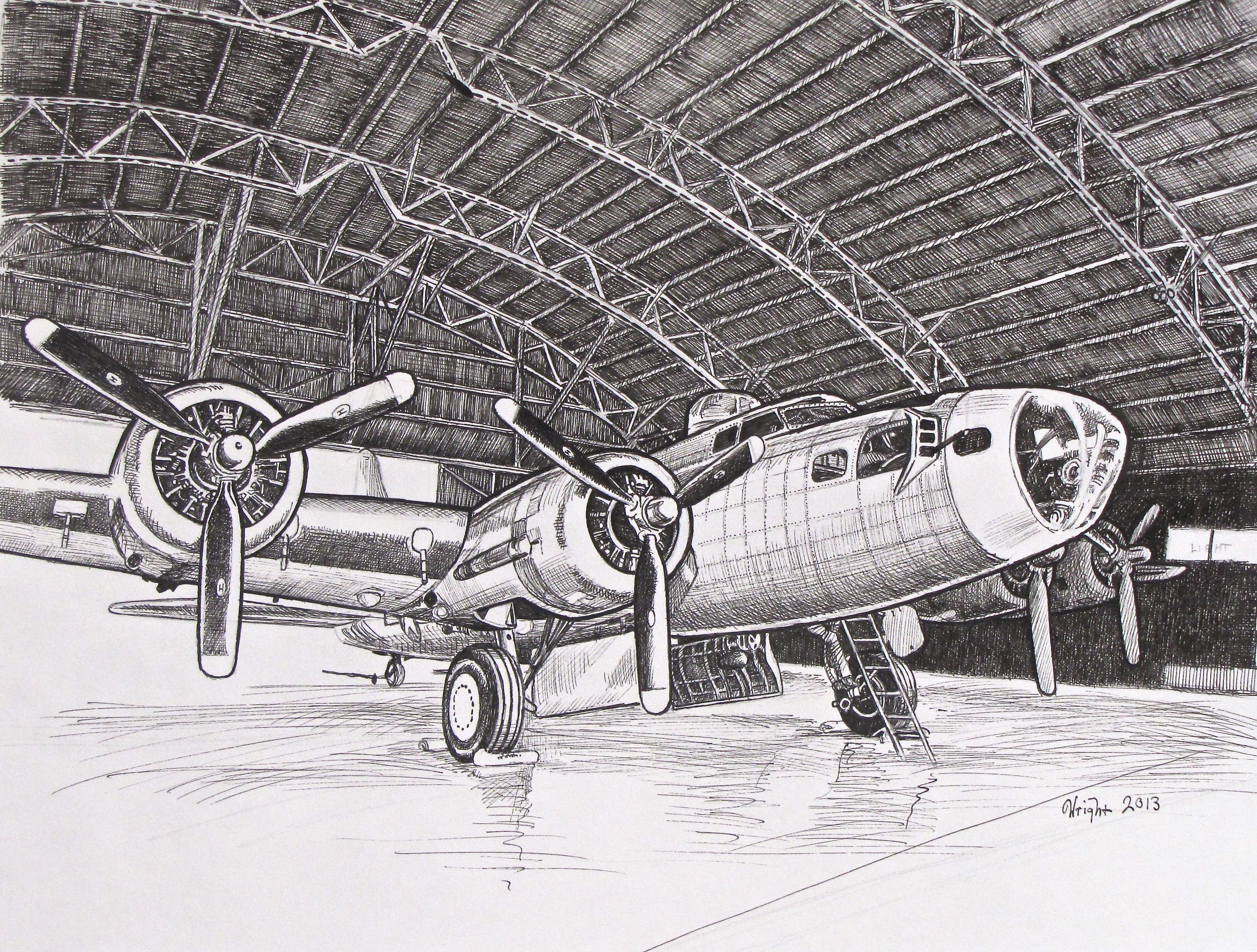 Vintage Flying Museum