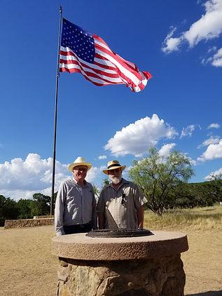 Deran Wright & Worth Ranch Sundial