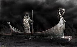 Charon, The Ferryman by Deran Wright