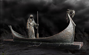 Charon, Ferryman by Deran Wright
