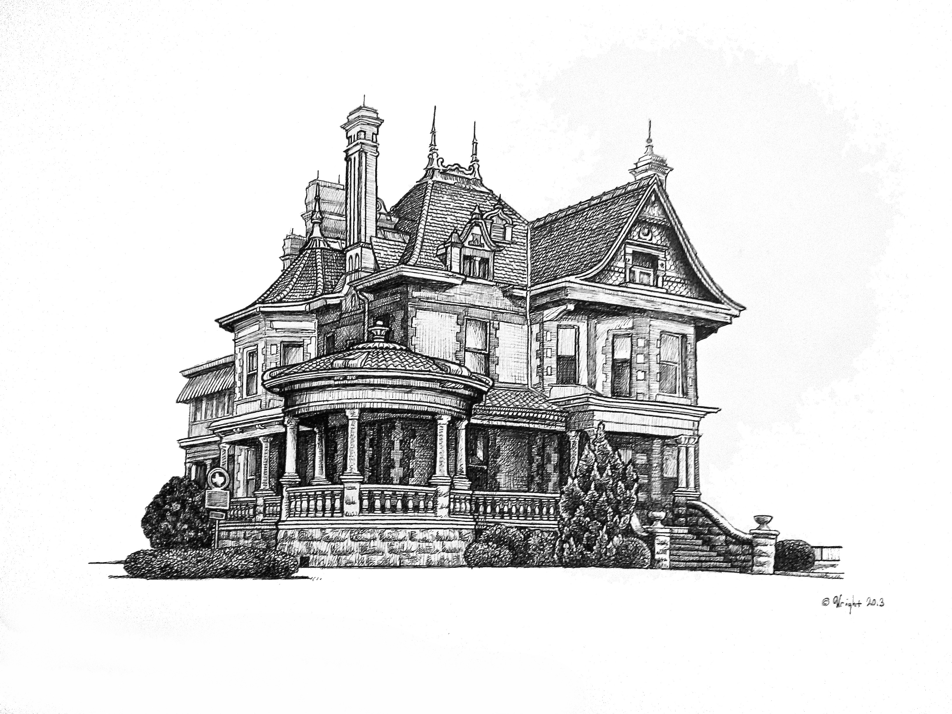 McFarland House by DeranWright