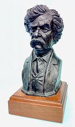 Mark Twain by Deran Wright
