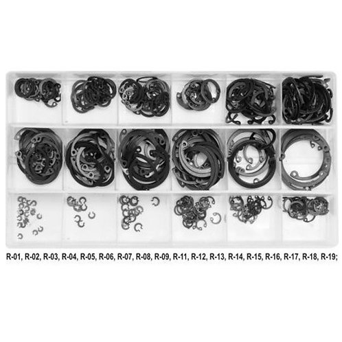 Internal circlip assortment