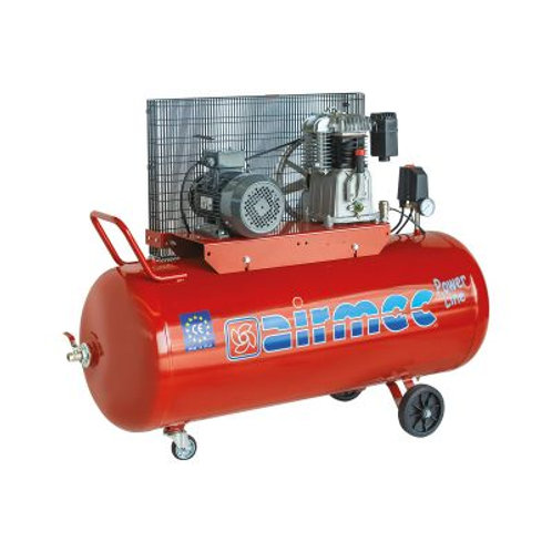 CF-CR 305 PL Two stage belt driven compressors
