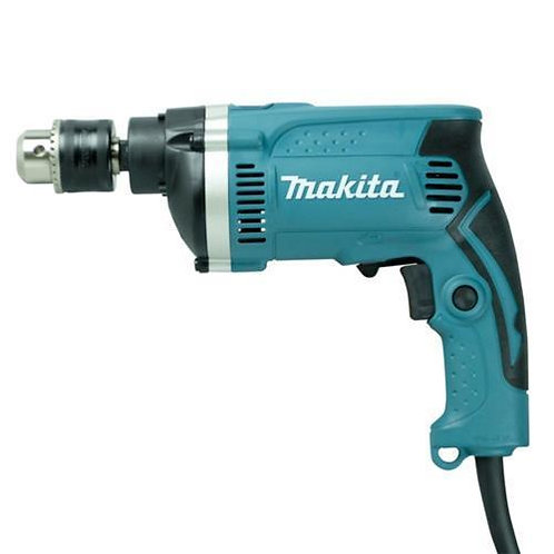 Makita drill with keyed chuck