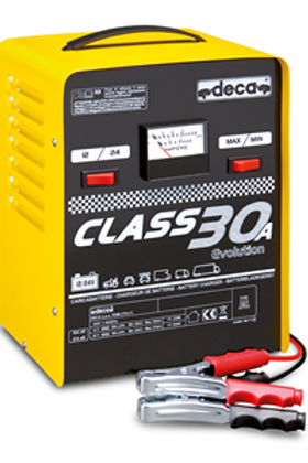 Battery charger 300 Ah