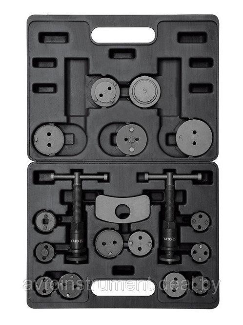 Disk brake pad and caliper
