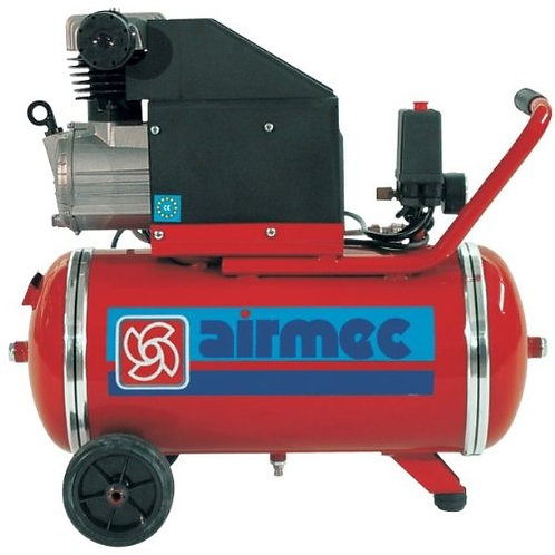 CH 50/210 PL Wheel mounted single cylinder compressors