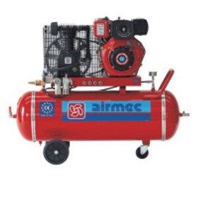 CRD 104 Diesel engine air compressor