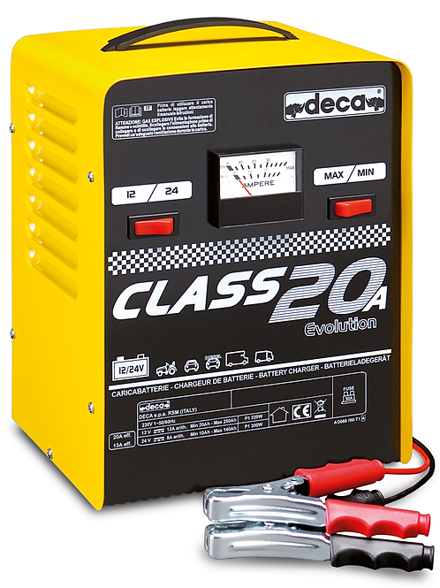 Battery charger 250 Ah