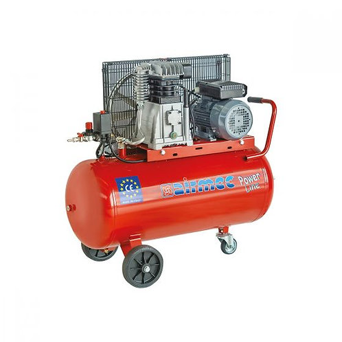 CRM-CR 103 PL Single stage belt driven compressors