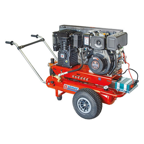 TTD 3460/650 Diesel engine air compressors