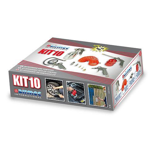 Air accessory kit