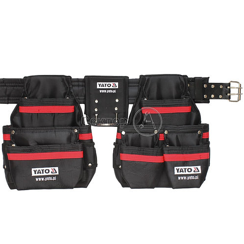 Heavy duty nail and tool pouch