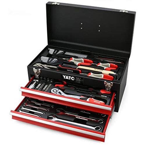 Toolbox with tools 80 pcs