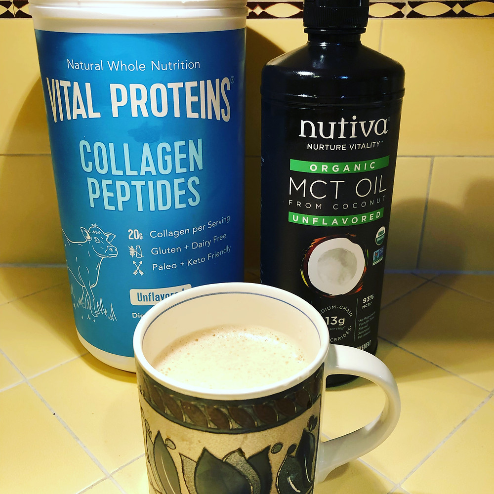 Carole's coffee with MCT & collagen