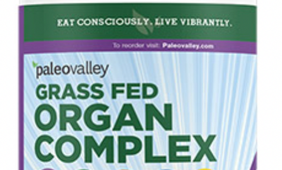 Paleo Valley Grass Fed Organ Complex