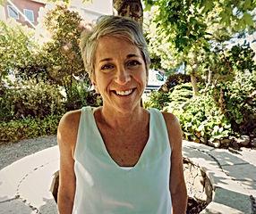 Carole Layton at the Olympia Farmer's Market