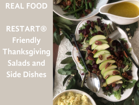 Nourishing Thanksgiving Salads and Sides