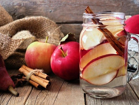 5 best infused water recipes for fall
