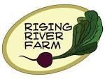 Rising River Farm logo