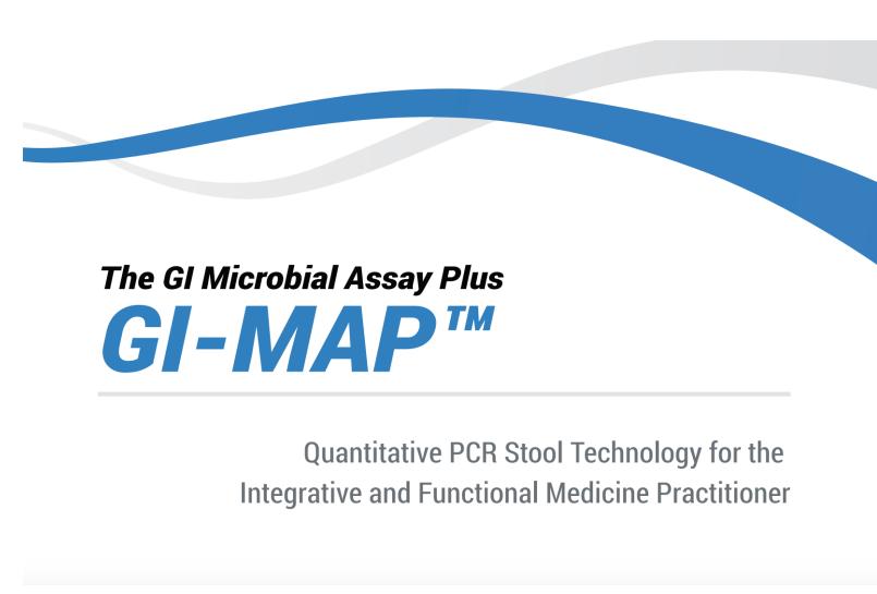 GI-MAP stool analysis test logo