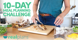 10 day meal planning challenge