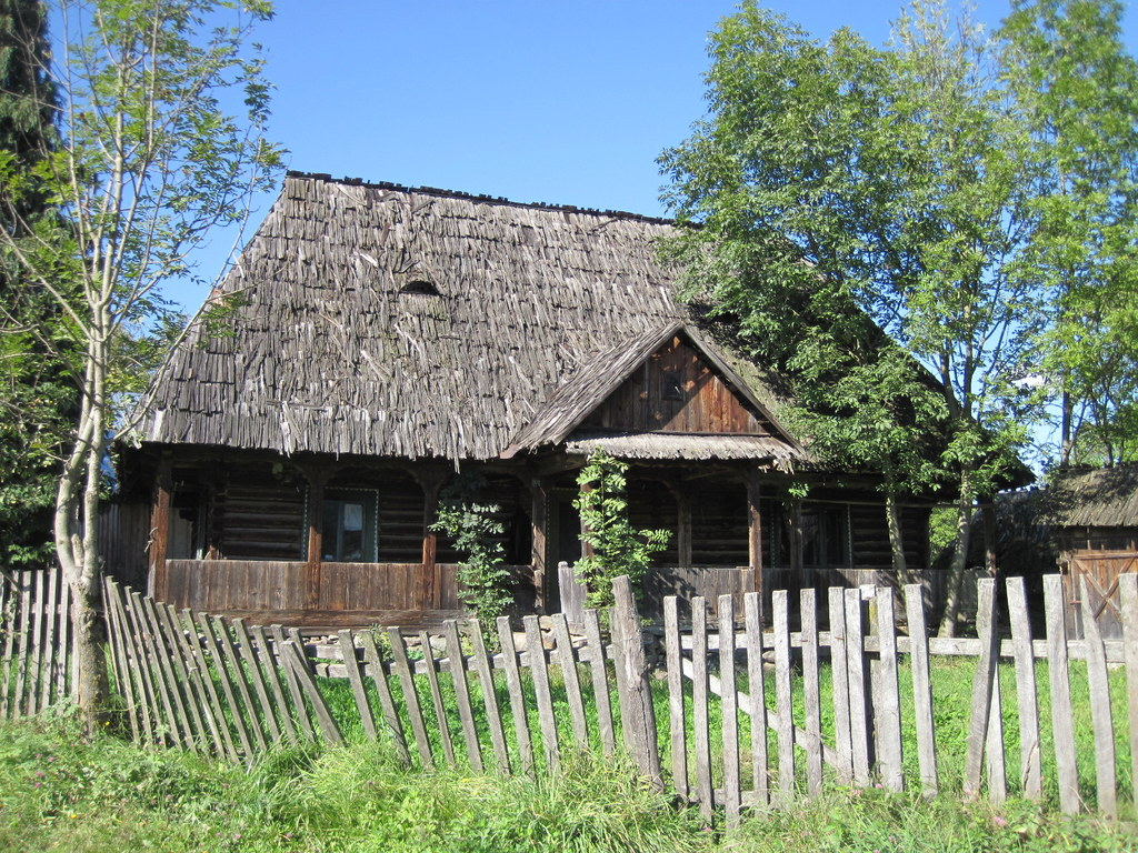 Traditional Maramures House