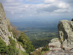 View from the Rooster's Crest, Gutai