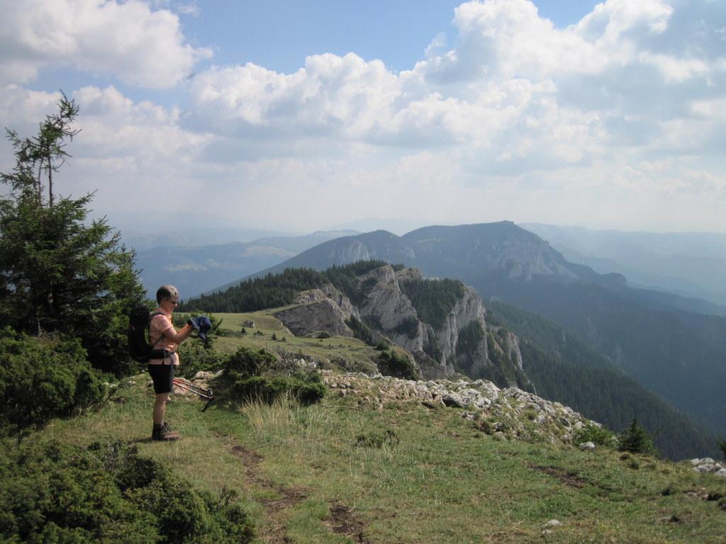 Ridge Bicaz-Hasmas NP
