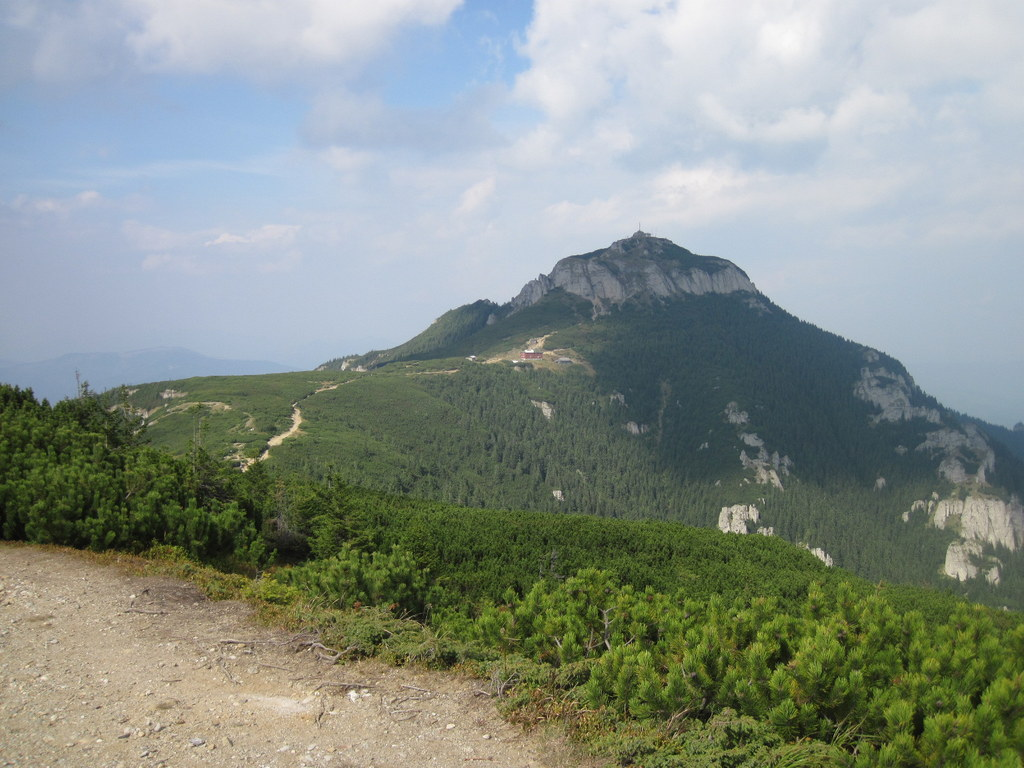 Ceahlau Summit